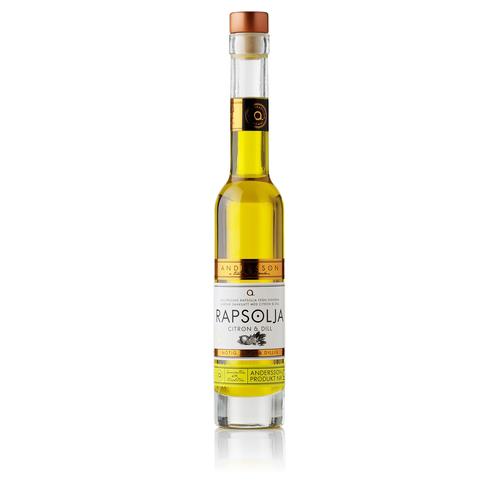 Designfood Andersson Rapsolja Dill/Citron