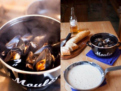 Kitchen Craft Musselgryta 24 Cm