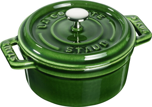 Staub Kokott Gjutjärn 10 cm Grön