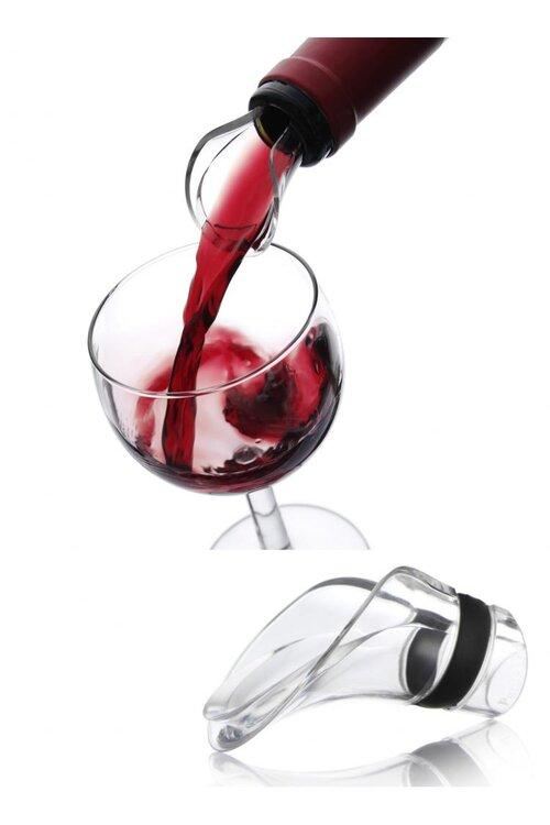 Vacu Vin Wineserver Crystal Droppkork