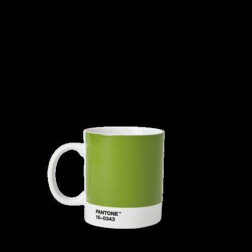 Pantone Mugg Green 15-0343