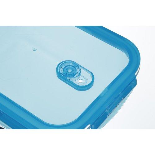 Kitchen Craft Matlåda Glas Rund 0,95 Liter